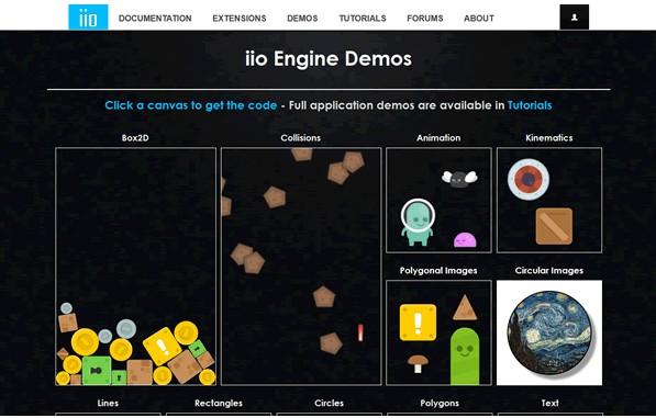 iio Engine —— 新的HTML5应用开发框架
