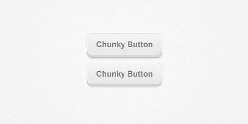 Grey Chunky Web Buttons