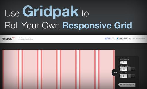 Gridpak在线工具