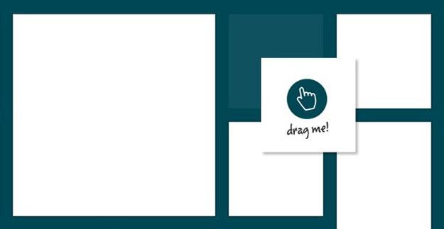 Gridster拖拽式布局jquery插件