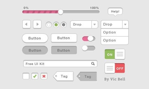 UI Kit Soft