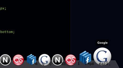 CSS3时钟